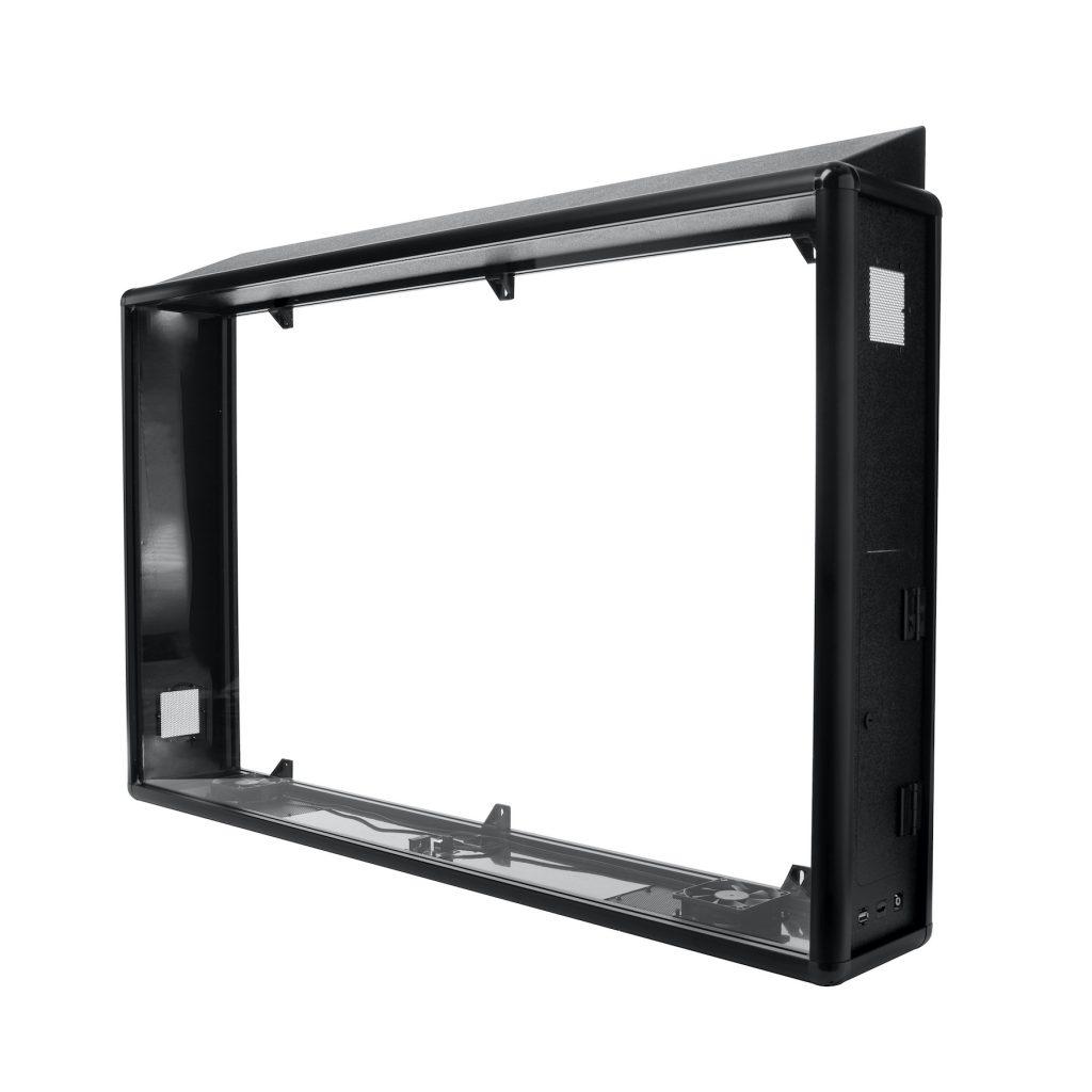 BSP TE540 TV Encolsure - Angle Front WEB