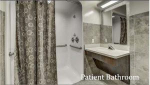 Behavioral Patient Bathroom