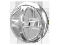 Ligature Resistant Shower Valve, Handle, & Escutcheon Plate