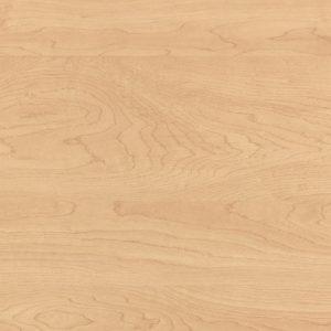 Wood laminate option in Kensington Maple for the suicide resistant attenda desk