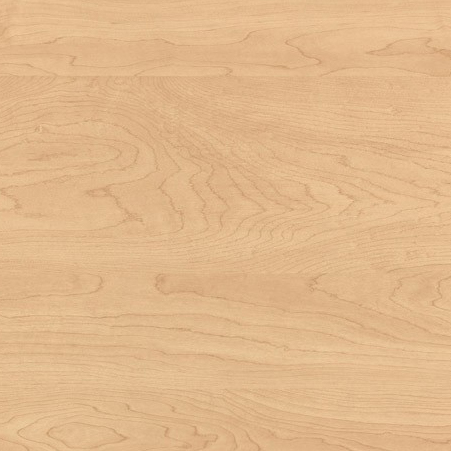 Wood laminate option in Kensington Maple for the suicide resistant attenda desk