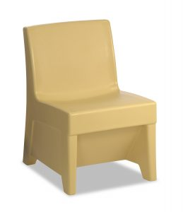 Mojave color ligature resistant chair