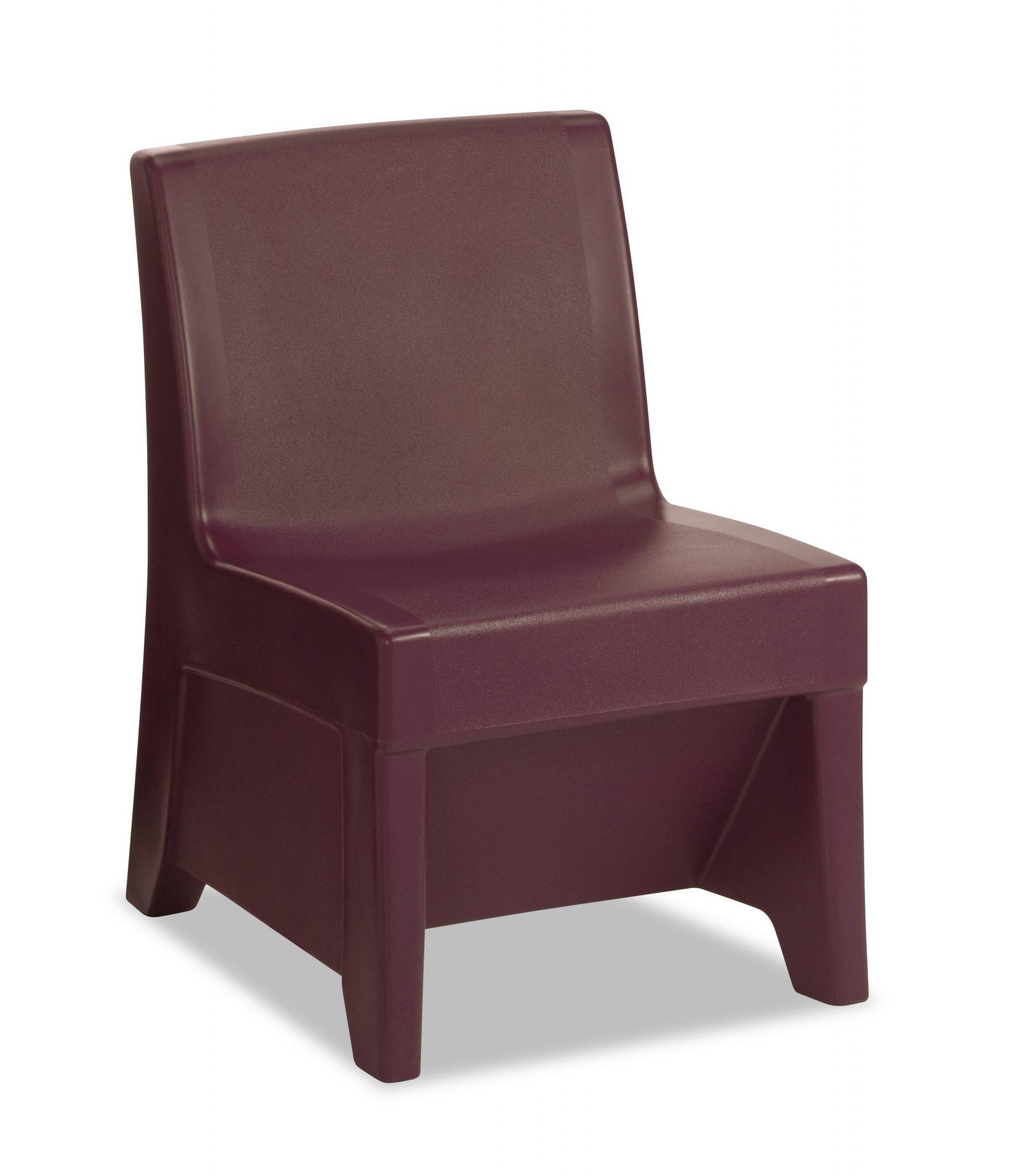 Wild Berry color ligature resistant chair
