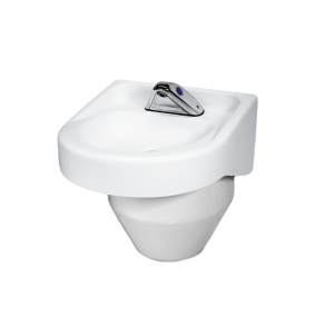 Ligature resistant sink and trap cover