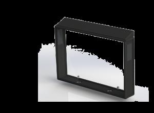 Ligature Resistant Protective TV Enclosure