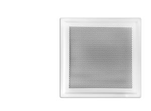 Ligature Resistant Exhaust and Supply Grille