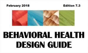 behavioral health design guide
