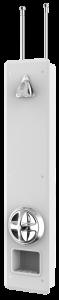 Ligature Resistant Shower Panel