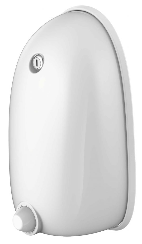 Ligature resistant soap dispenser