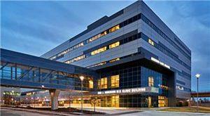 behavioral healthcare facility or hospital