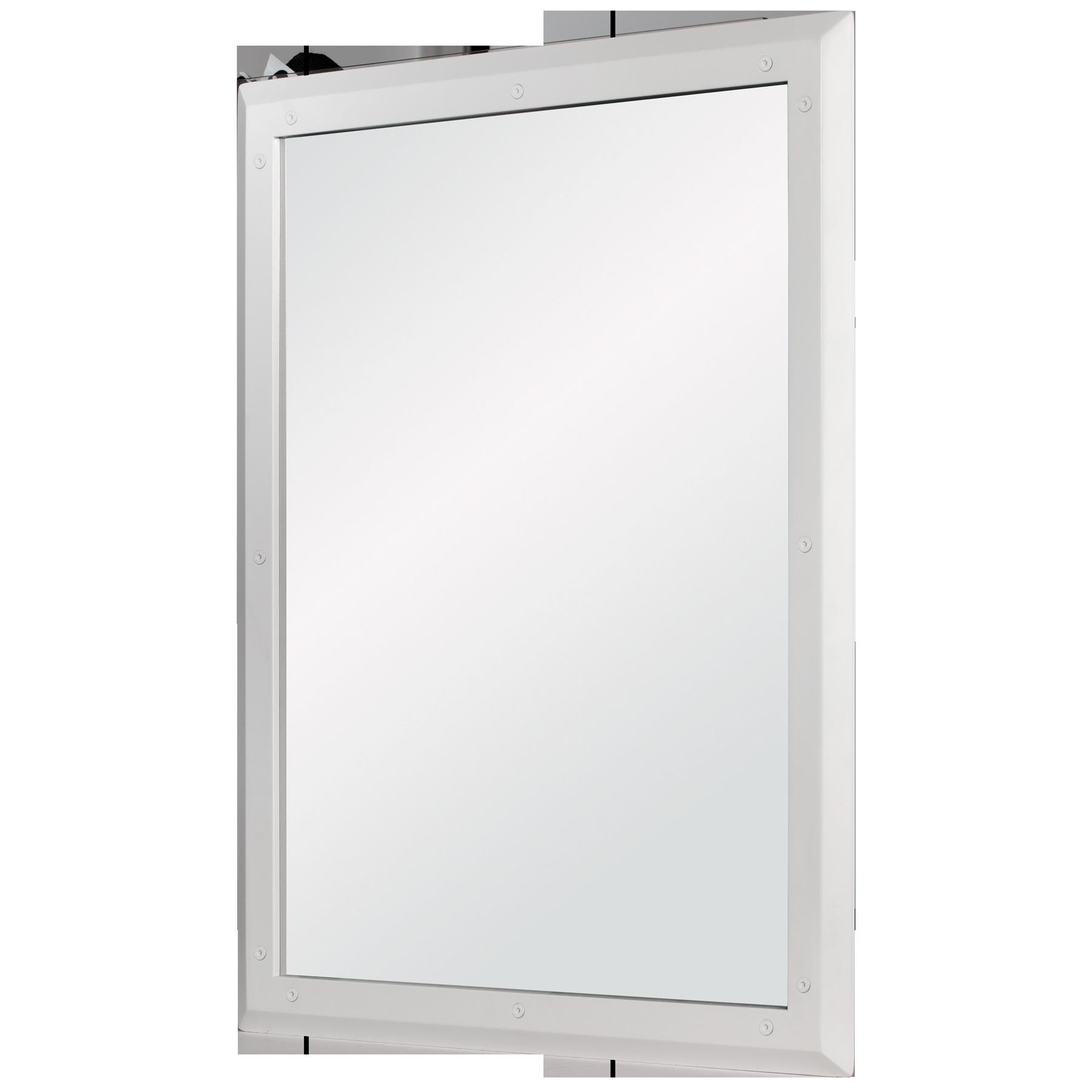 Ligature Resistant Bathroom Mirror