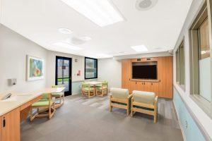 Psychiatric Facility Common Area