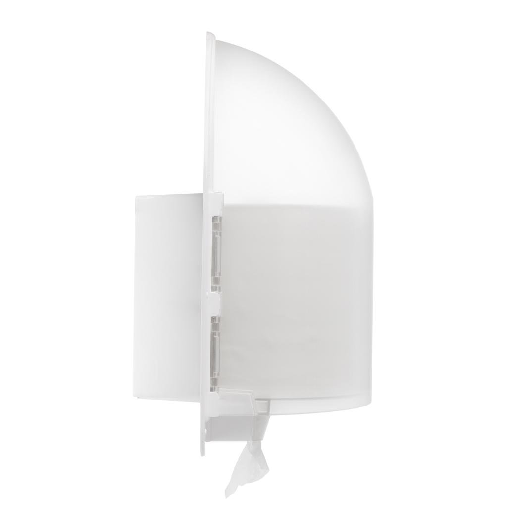 Ligature Resistant Paper Towel Dispenser - Side Angle