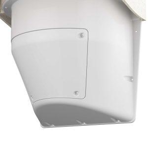 Ligature Resistant Sink - Bottom Angle