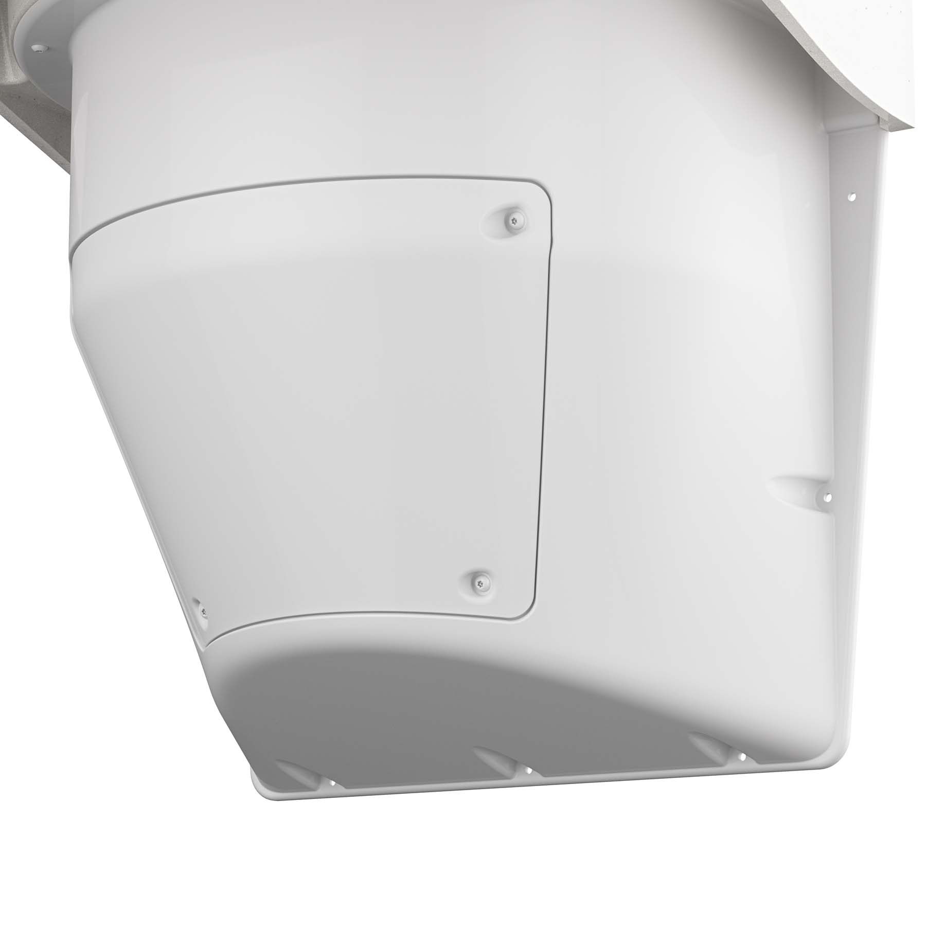Ligature Resistant Sink and Trap Cover - From Bottom Angle
